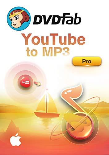 DVDFab YouTube to MP3 - Pro - 2 Jahre / 1 Gerät für Mac Aktivierungscode per Email