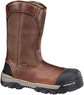 (カーハート) Carhartt メンズ シューズ?靴 ブーツ CME1355 Ground Force 10 Wellington Comp Toe Boot [並行輸入品]