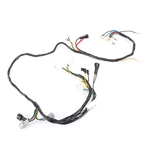 WLGOLD Conjunto de arnés de Cables, arnés de cableado 3GG-82590-20-00 Ajuste de Repuesto para Banshee 350 YFZ350 1997-2001