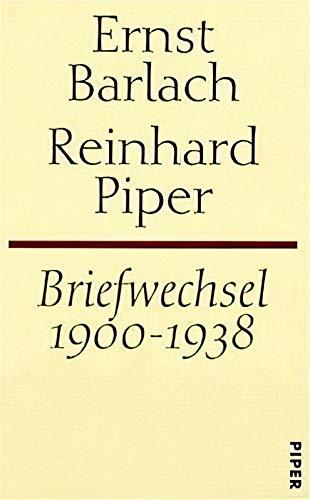 Briefwechsel 1900-1938: Hrsg. u. erl. v. Wolfgang Tarnowski