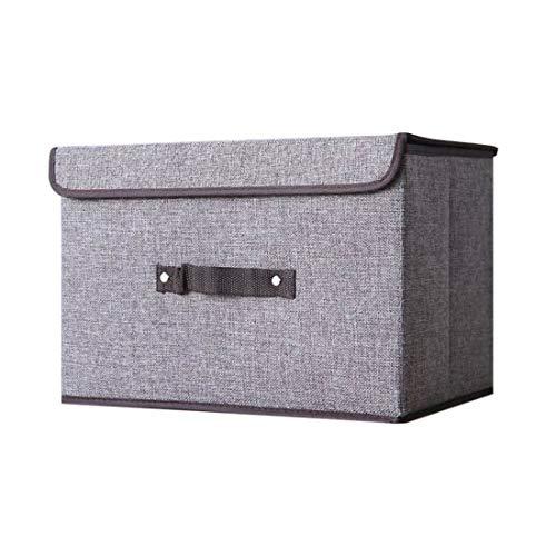 HYMAN Caja de almacenamiento plegable del envase de la ropa de la prueba del polvo del hogar