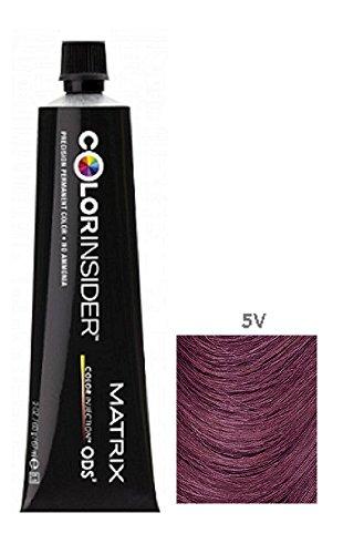 Matrix ColorInsider 5V/5.2 60 ml <p>Ammoniakfreie Öl-Haarfarbe 5V/5.2 60 ml</p>