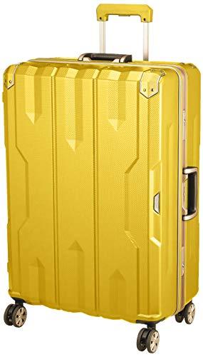 [レジェンドウォーカー] スーツケース SPATHA 保証付 85L 5.5kg イエロー