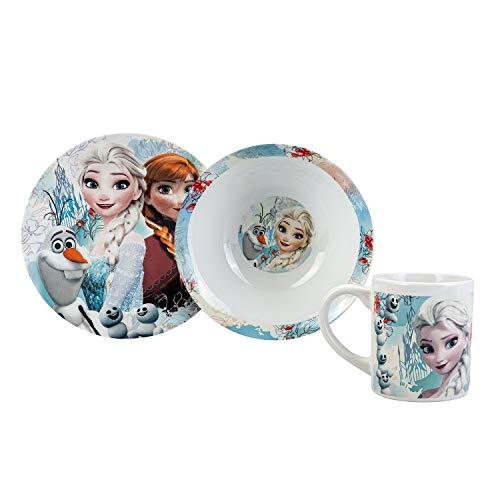 Storline Juego de vajilla Disney Frozen