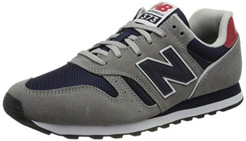 New Balance Herren 373 Sneaker, Grey, 42 EU