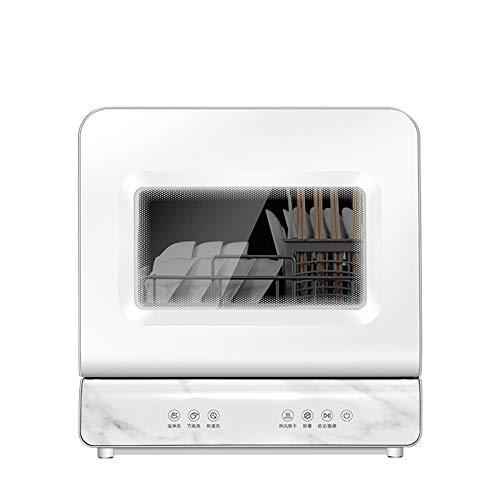 CLING Lavavajillas - Diseño Compacto,3 Modos De Lavado, Desengrasado A Alta Temperatura A 72 ° C,Lavaplatos Independiente