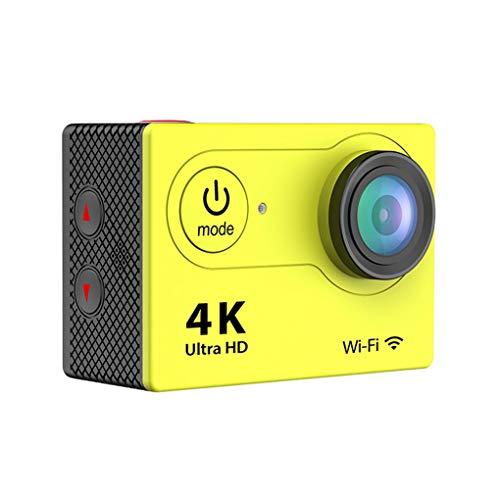 Floridivy Waterdichte Running Fietsen Reizen Camera 4K HD Camera, Sport DVR, waterdichte camera, 4K resolutie Duiken Video Record Sport DVR