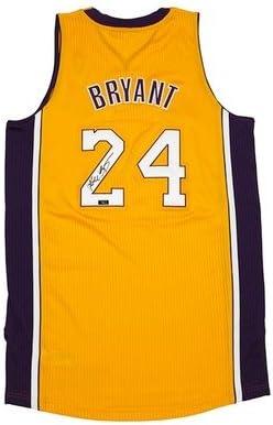Kobe Bryant Signed Authentic Jersey - Revolution 30 PANINI ...