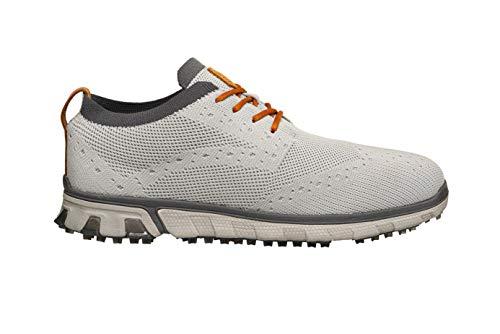 Callaway Herren M581 Apex Pro Knit Golfschuh, Grau, 44 EU