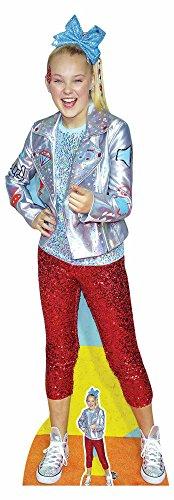 empireposter Siwa, JoJo - Laughing - Prominente Star VIP - Pappaufsteller Standy - 60x172 cm