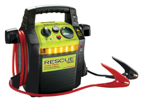 Quick Cable 604053-001 Rescue® 1800 Jump Pack