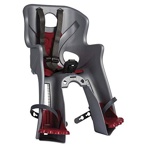 Bellelli Seggiolino Anteriore Attacco al Telaio Rabbit Silver (Seggiolini) / Front mounting on Frame Baby Seats Rabbit Silver (Seats)