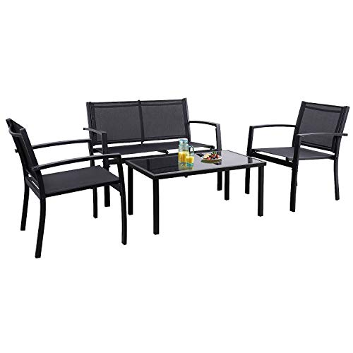 Best No Cushion Patio Furniture