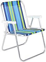 Cadeira de praia alta Bel Fix