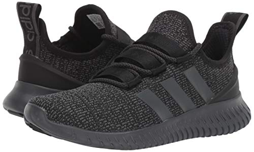 adidas Men's Kaptur Sneaker, Black Grey, 9.5 M US 7