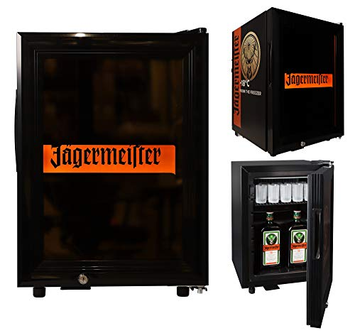 Jägermeister Kühlschrank - Getränkekühlung/Mini Freezer (NEUES DESIGN)