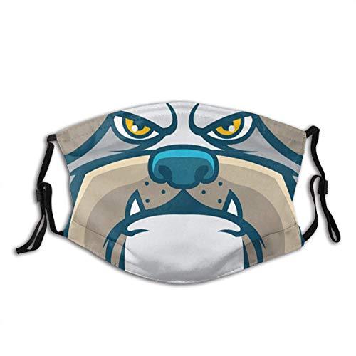 pumpkin pie Bulldog Personalisierte Mundhülse Wiederverwendbarer Mundschutz (Give Five Mouth Guard)