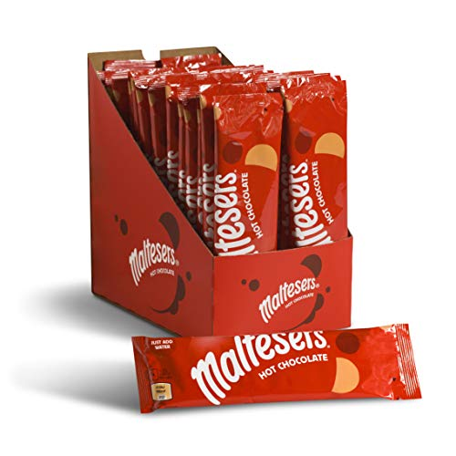 Maltesers Hot Chocolate Stick, Pack of 30
