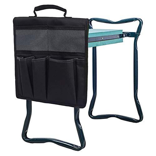 MUFENA Bolsas de herramientas de jardín, plegables, portátiles, con asas, para jardinería al aire libre y bricolaje