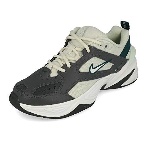 Nike WMNS M2K Tekno Dark Grey Spruce Aura 41