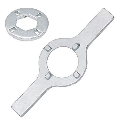 Beaquicy TB123A Washer Spanner Wrench - Suitable for Whirlpool GE Washing machine - Replaces Part Numbers ERTB123A AP6832671 TB123B