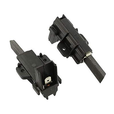 Paxanpax PLD882 Non-Original Hoover Washing Machine Motor Carbon Brushes, Pack of 2