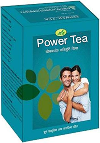 Gorkha Herbal Power Tea 100% Natural & Organic Sex Power Tea Enhance Sexual Power Naturally - Caffeine Free Organic Herbal Formula Contain Yarchagumba Cordyceps Sinensis Known as Biological Gold -100g