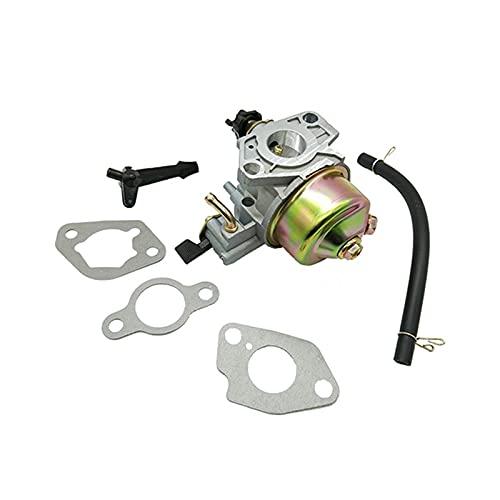 SYCEZHIJIA Piezas de Repuesto para cortacésped El carburador con el Kit de Filtro de Aire se Adapta a Honda GX240 8HP, GX270 9HP Reemplazo del generador 3500-ZE2-W71 y 16100ZH9-W21