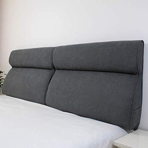 Bedkussen, matras, slope, rugleuning, taillebekleding, wasbaar, Big Back Home Soft Bag Comfortabel en duurzaam (kleur: # 2. Afmeting: 150cm) 180CM #1