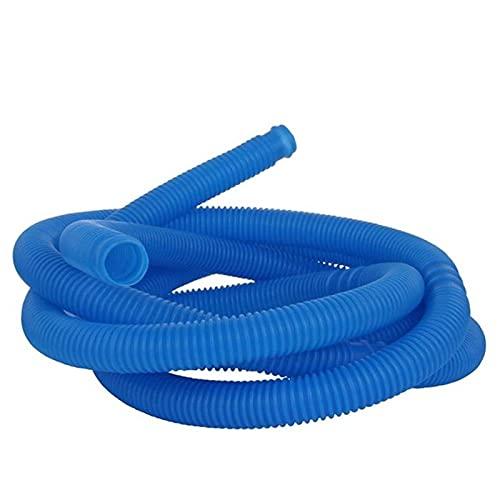 FMN-HT, 1pc 6 m / 5m Piscina al Aire Libre de la Manguera de la Manguera de Agua de 32 mm de diámetro Resistente al Desgaste Piscina al vacío Drenaje de Agua de la Manguera de tuberías