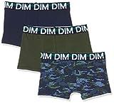 Dim 6P67170-RA 3 Boxers, Bleu (Matelot 49), 14 Ans (Taille Fabricant:14A) (Lot de 3...