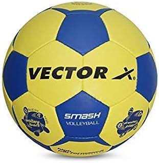 كرة سماش للعبة الكرة الطائرة من فيكتور اكس 32 لوح لون ازرق واصفر