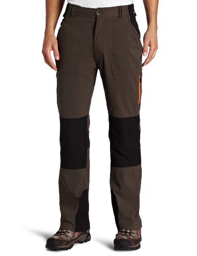 Craghoppers Bear Survivor Pantalon Stretch à Manches Longues pour Homme Multicolore Kaki/Noir 46