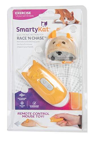 Ratón A Pilas  marca SmartyKat