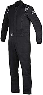 Alpinestars Mens Knoxville Suit (Black, X-Large/Euro58)