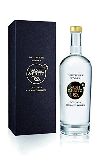 Sash & Fritz deutscher Wodka (1 x 0,7l)