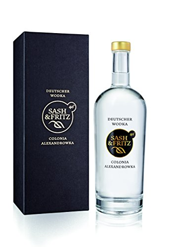 Sash & Fritz deutscher Wodka (1 x 0,7l)