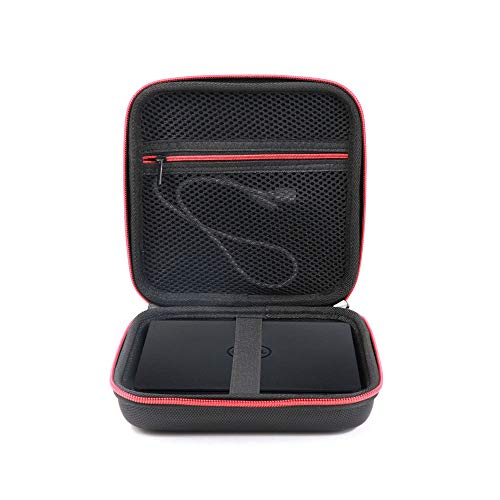 Guanhe Custodia da trasporto per masterizzatore/lettore portatile DVD/CD/Blu-Ray, unità esterna, per WD My Passport/Pioneer/LG/Asus/Samsung/HP/Apple Mac/Apple MD564ZM