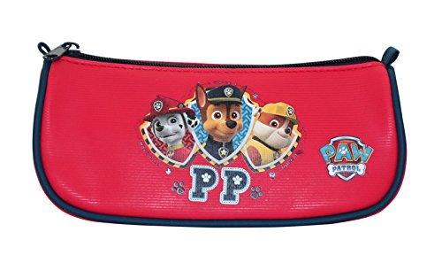 Paw Patrol – Estuche de lona Red Marshall Chase Rubble pat patrulla: Amazon.es: Oficina y papelería