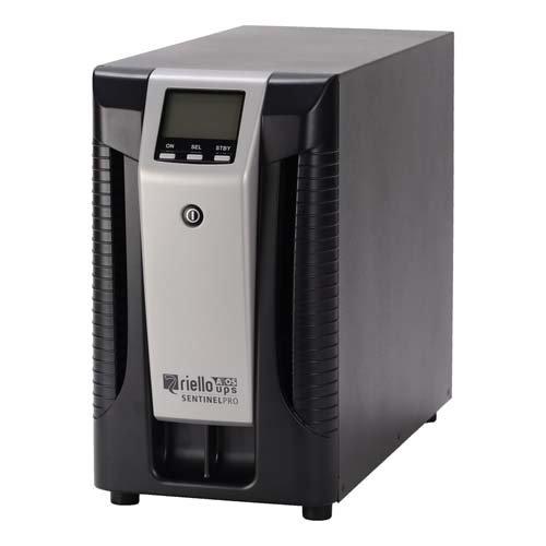 Riello Sentinel Pro 3000 Sistema de alimentación ininterrumpida (UPS) 9 Salidas AC 3000 VA 2400 W - Fuente de alimentación Continua (UPS) (3000 VA, 2400 W, 220 V, 240 V, 220 V, 240 V)