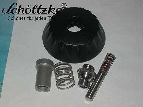 Fissler Ersatzteil / Kochkrönchen / Deckel-Ventil komplett für Schnellkochtopf vitavit (Baujahr bis 1994)
