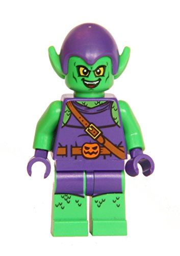 LEGO Juniors Marvel Spider-Man Super Heroes Minfigure - Green Goblin (10687)