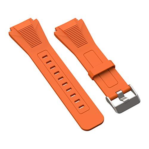 UKCOCO Banda de Reloj Compatible con Huawei GT2- Correa de Silicona de Watch Recambio Banda Compatible para Huami GTS/ Huawei GT 42Mm/ Samsung Galaxy Reloj de 42Mm ( 20Mm/ 22Mm )