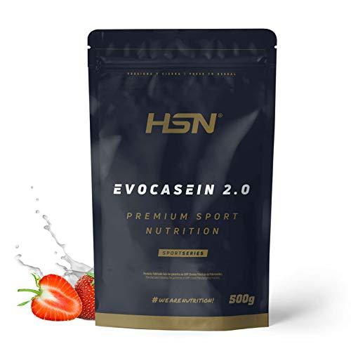 HSN Evocasein 2.0 (Micellar Casein + Digezyme), Strawberry, 3 kg