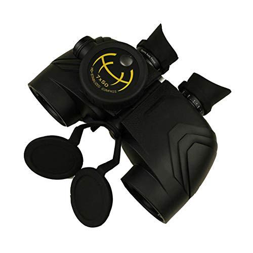 SYH Fernglas Compass Nautical Large Eyepiece Stickstoffgefüllte wasserdichte HD High-Time für Outdoor-Camping Wandern