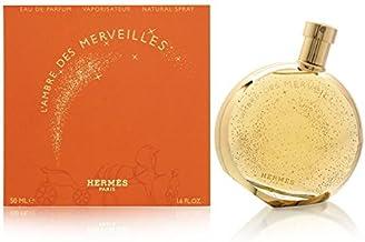 Hermes L'ambre Des Merveilles Eau de Parfum Spray for Women, 1.6 Ounce