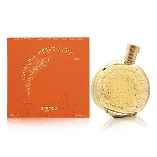 Hermes L'Ambre Merveilles Agua de perfume Vaporizador 50 ml