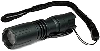 TerraLUX LightStar 100 LED Ultra-Compact and Water Resistant Mini Flashlight - 3 Modes - 110 Lumens, 4 Inches Length