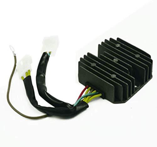 Regulador rectificador de Voltaje Negro para Motocicleta F650 F650GS F650ST F650CS G650X F650GS Dakar G650 Xcountry G650 Xmoto F650CS Scarver G650 Xreto F800S F800ST