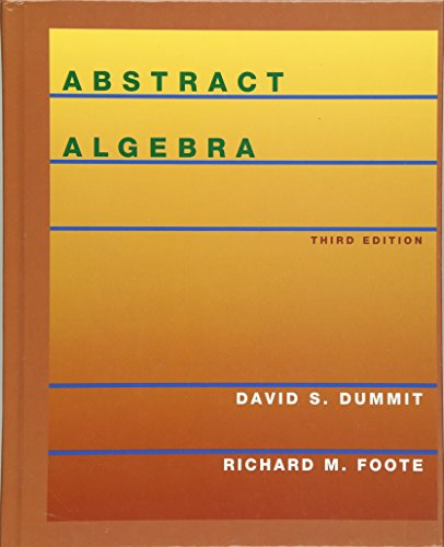 Abstract Algebra (Ise Edition)の詳細を見る